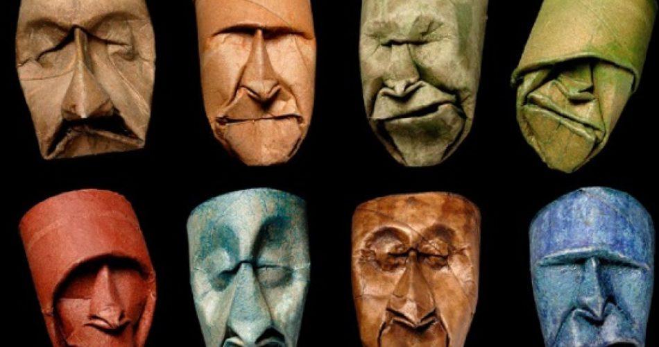 Junior Fritz Jacket's paper roll faces
