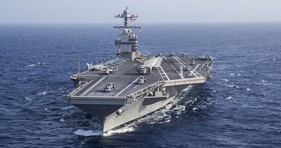 Gerald R. Ford aircraft carrier