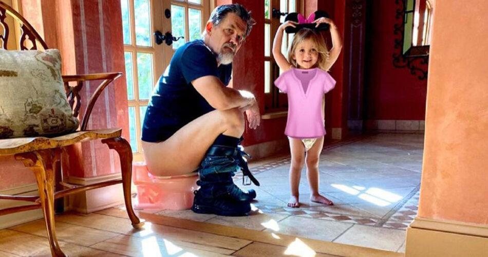 josh brolin potty-training