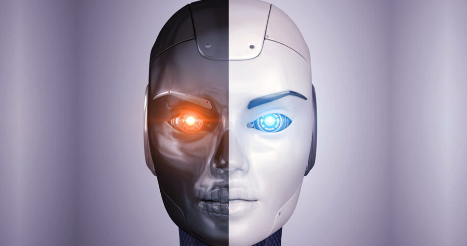 artificial intelligence double face